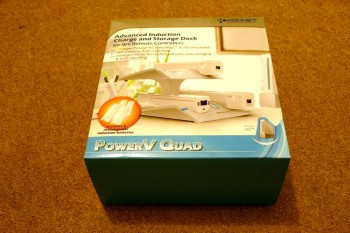 Konnet Wii PowerV Quad Charger