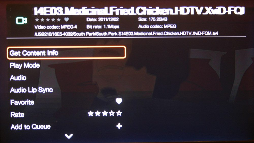 Western Digital TV Live Media Player - Review - Other