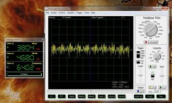 3V Rail Noise/Ripple