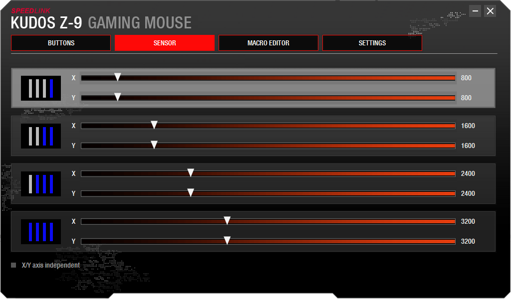 Speedlink Kudos Z-9 gaming mouse review: great potential - Review
