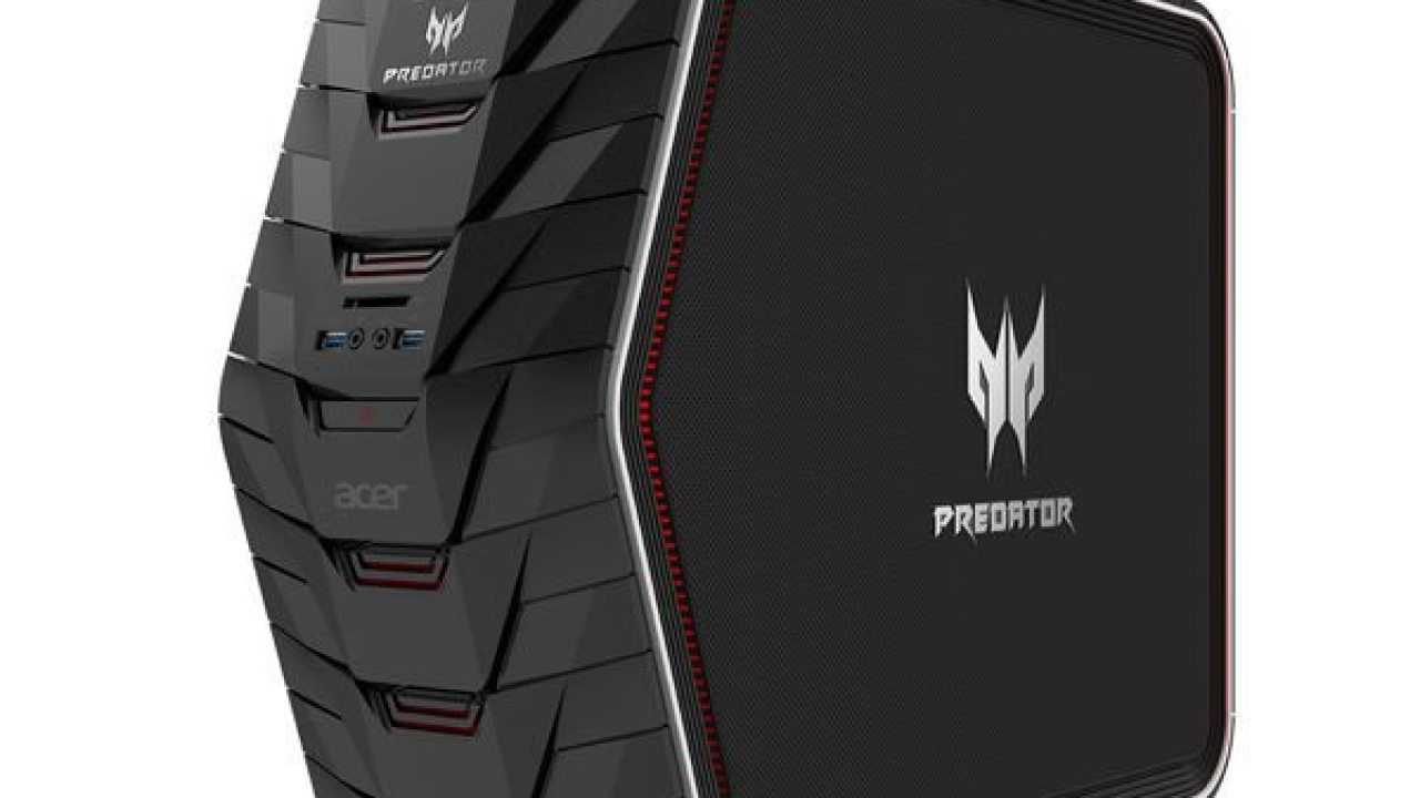 Acer Predator G6-710 review: an aggressively powerful gaming PC