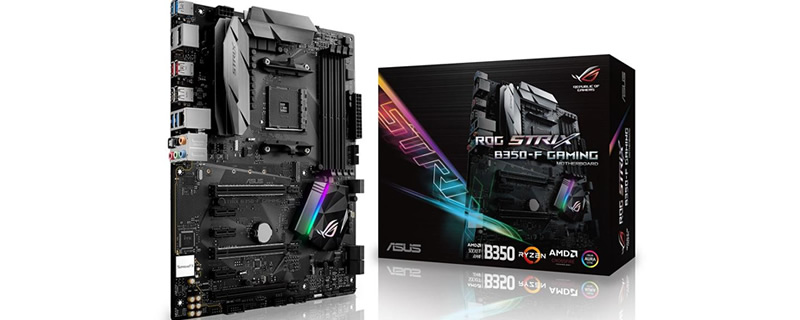 ASUS ROG STRIX X370-F Gaming motherboard review - Review