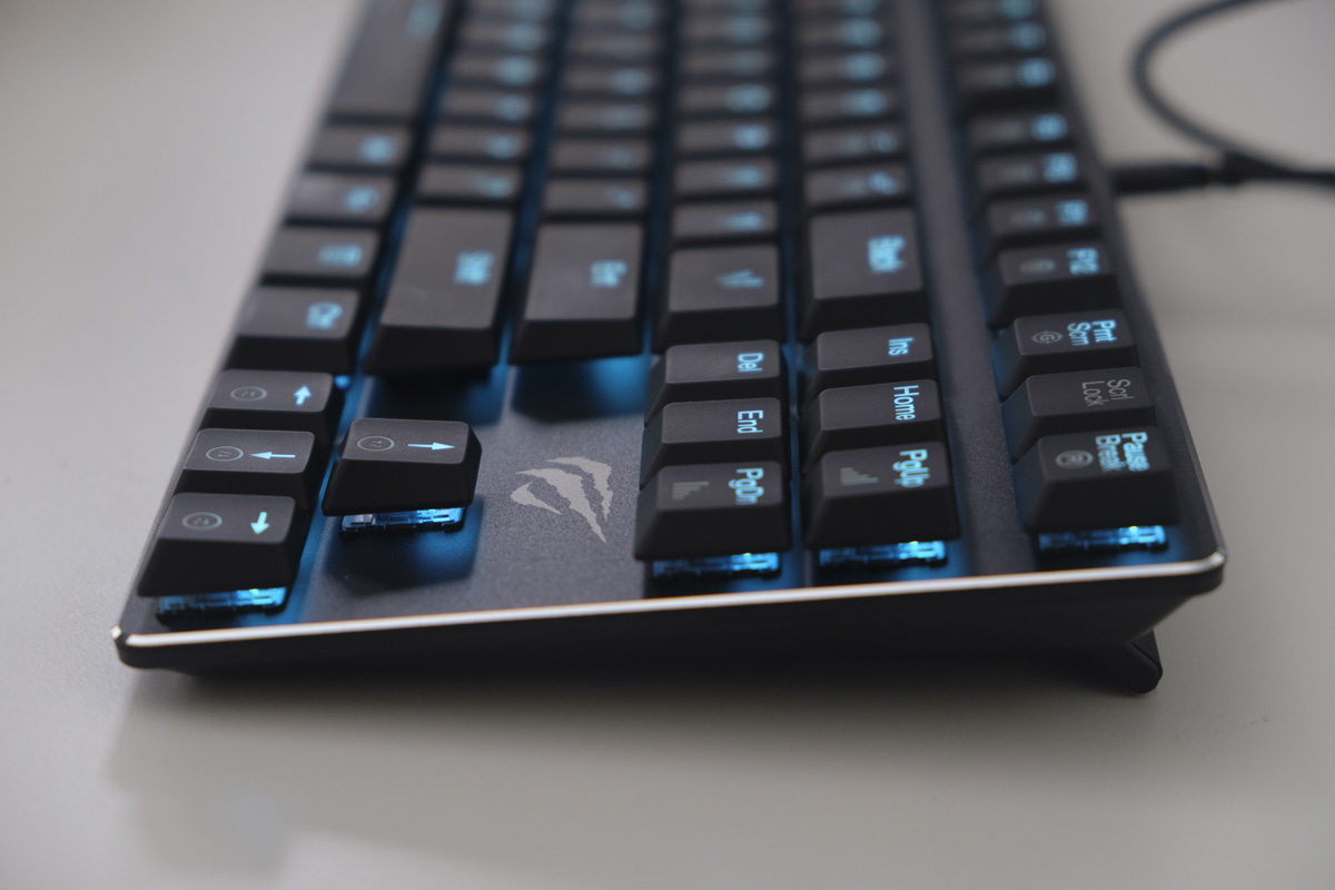 Havit HV-KB390L Low Profile Mechanical Keyboard review - Review