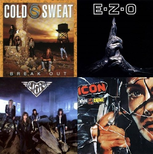 25 Great Hard Rock Albums Of The 80's That You Might Have