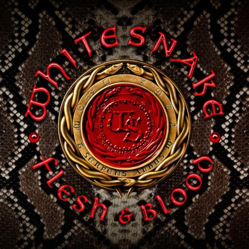 Whitesnake - Flesh & Blood