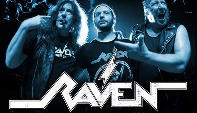 Interview With John Gallagher From Raven