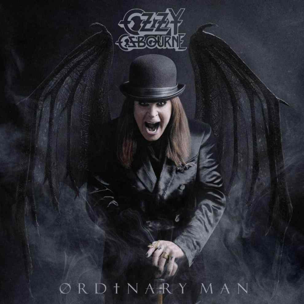 OZZY OSBOURNE'S 'ORDINARY MAN' SET FOR FRIDAY, FEBRUARY 21 RELEASE ON EPIC RECORDS