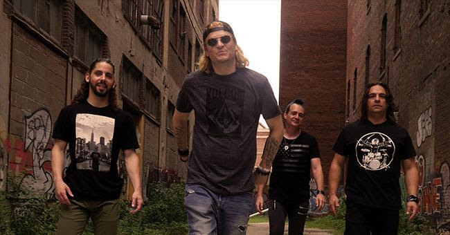 "Puddle of Mudd Premieres New Lyric Video for ""Go To Hell"""