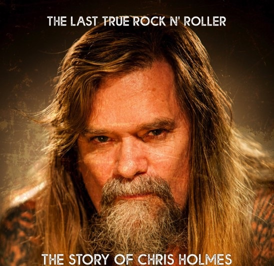 Mean Man: The Story of Chris Holmes coming to Blu-ray, DVD, and VOD