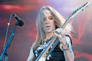 CHILDREN OF BODOM Guitarist/Vocalist ALEXI LAIHO Dead At 41