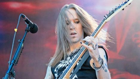 CHILDREN OF BODOM Guitarist/Vocalist ALEXI LAIHO Dead At 41