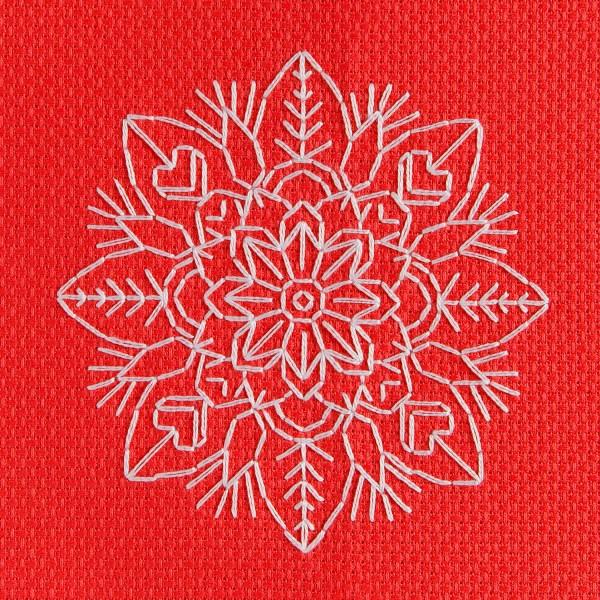Floss & Mischief - Mindfulness Mandala