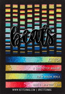 XStitch Magazine Issue 2 Cover