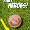 Mathysphere's Tiny Heroes Cross Stitch Pattern