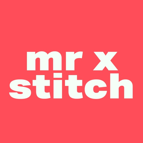 Mr X Stitch logo