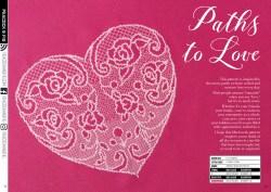 Peacock & Fig's Whitework Heart design for Issue 7