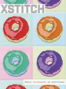 Modern Cross Stitch | XStitch Magazine Issue 8