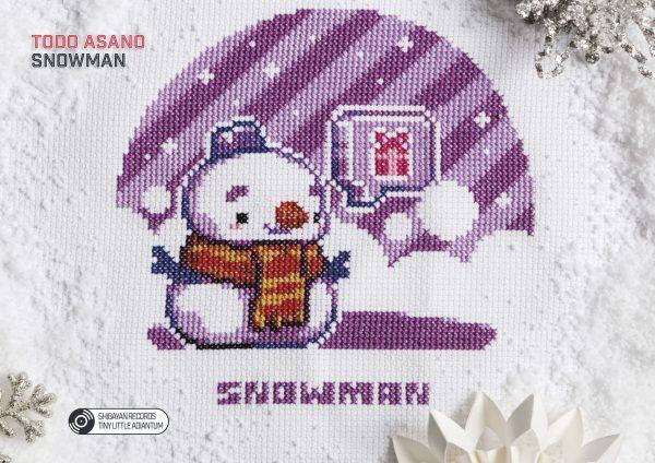 Todo Asano - Snowman
