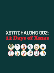 12 Days of Xmas Cover