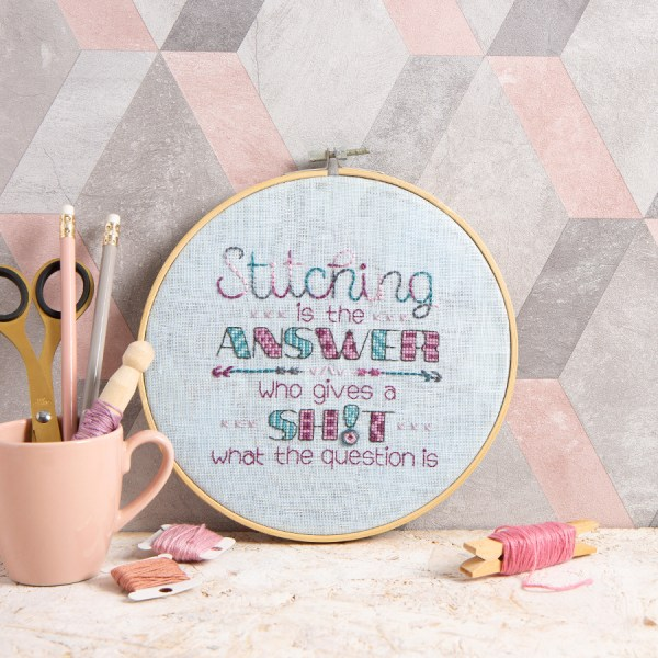 Faby Reilly Designs - Stitching is the Answer from Issue 14