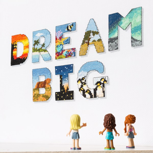 Climbing Goat Designs - Dream Big