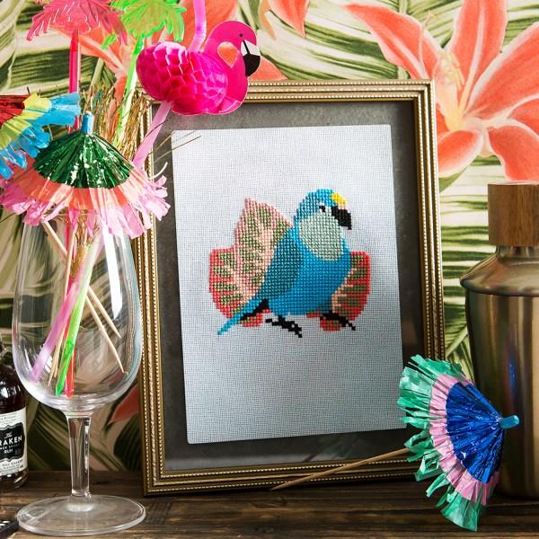 Floss & Mischief - Parakeet