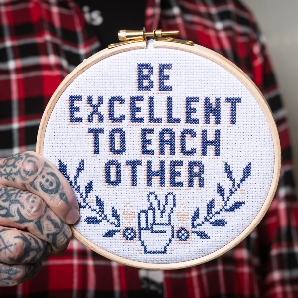 Kate Blandford - Be Excellent To Each Other