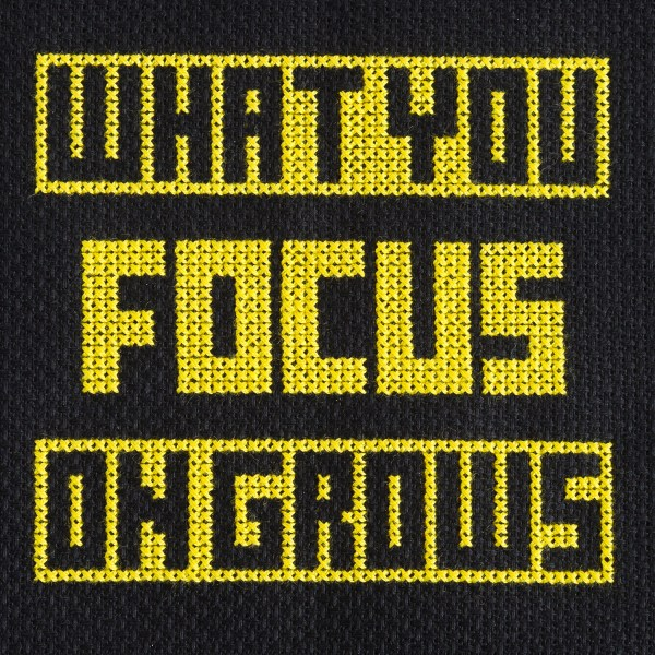 Lucie Heaton - What You Focus On