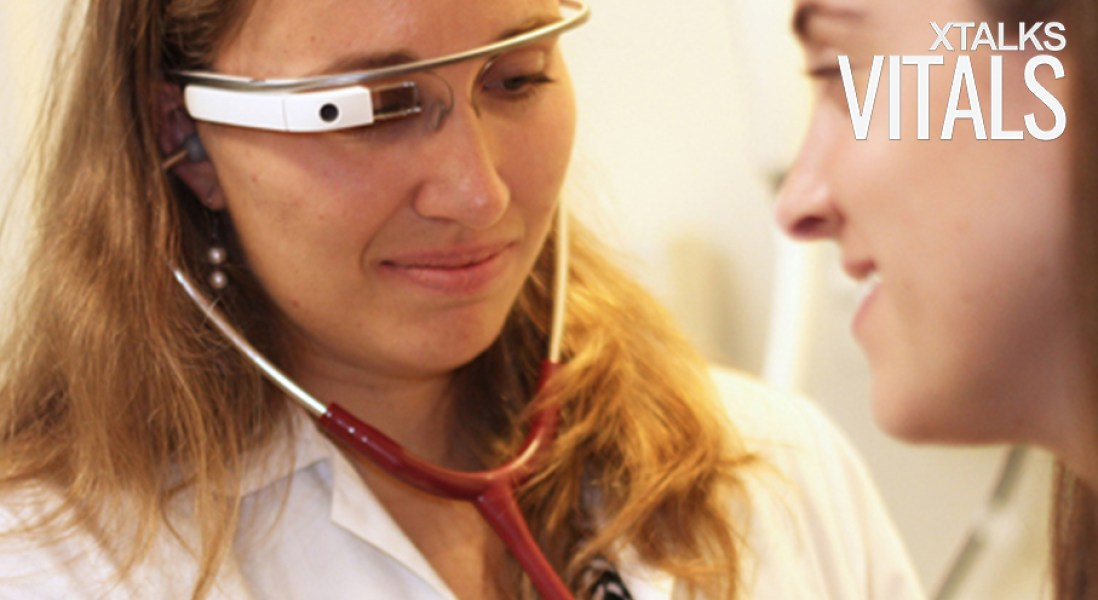 Startup Looks To Improve Patient Charting Using Google Glass