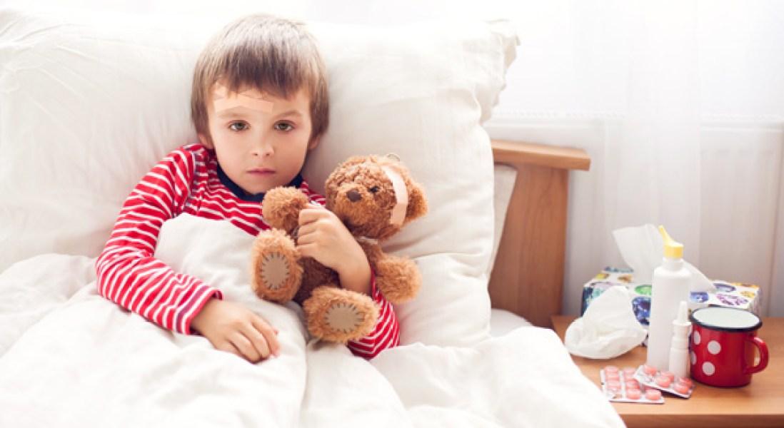 Prophylactic Antibiotics Benefit Pediatric Leukemia Patients