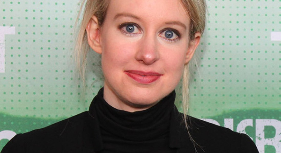 Theranos Founder Receives 2-Year Ban From Owning Blood-Testing Lab