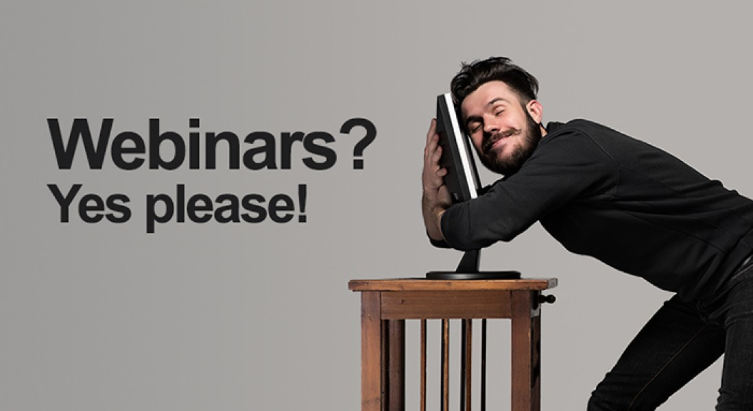 4 Reasons Why Your Audience is Demanding Webinars