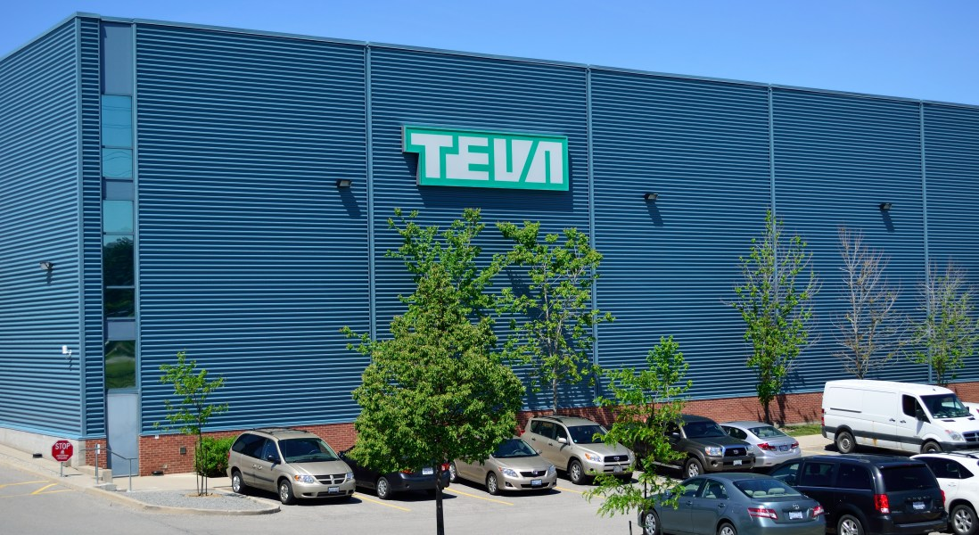 Teva's Generic HIV Drug Gains FDA Approval