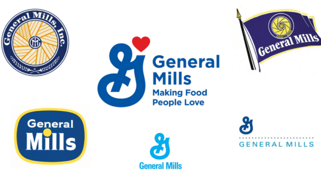 General Mills' New Logo Shows Some Love