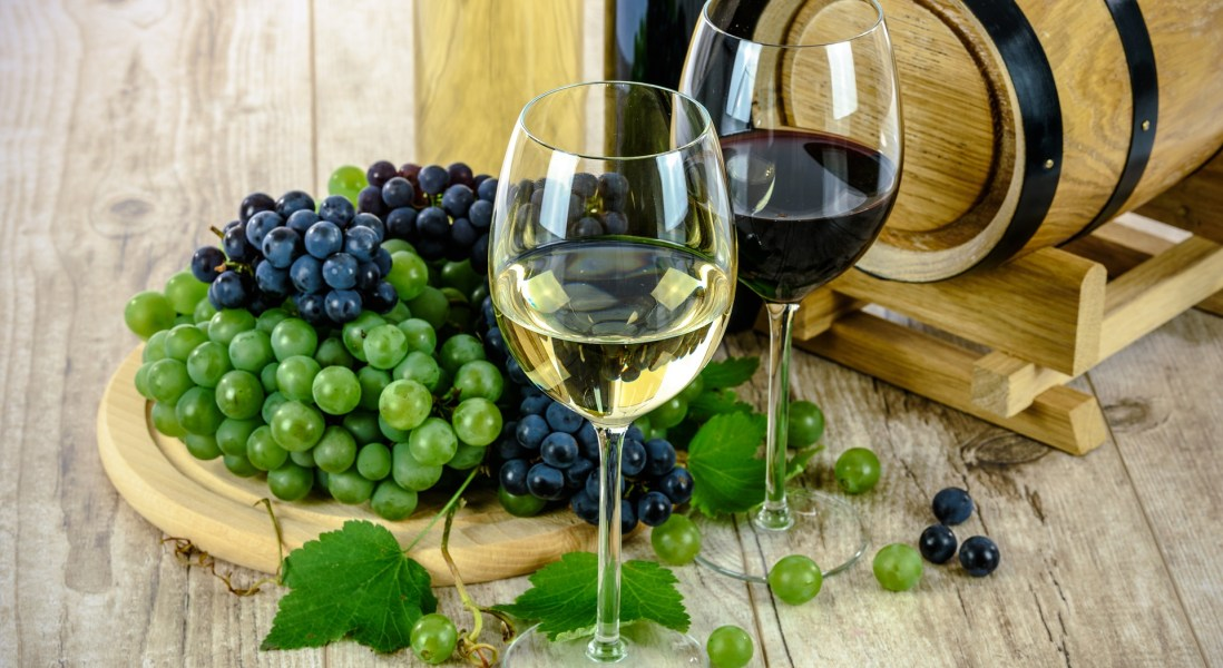 Grape Waste from Wine Making Process Found to Be a Natural