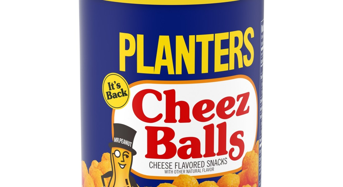 Kraft Heinz Gets Cheesy About the Past and Brings Back 90s Cheez Balls