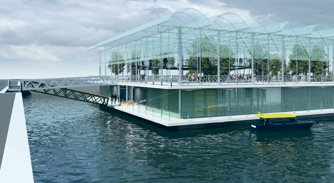 Will This Floating Farm Change The State of The Agricultural Industry?