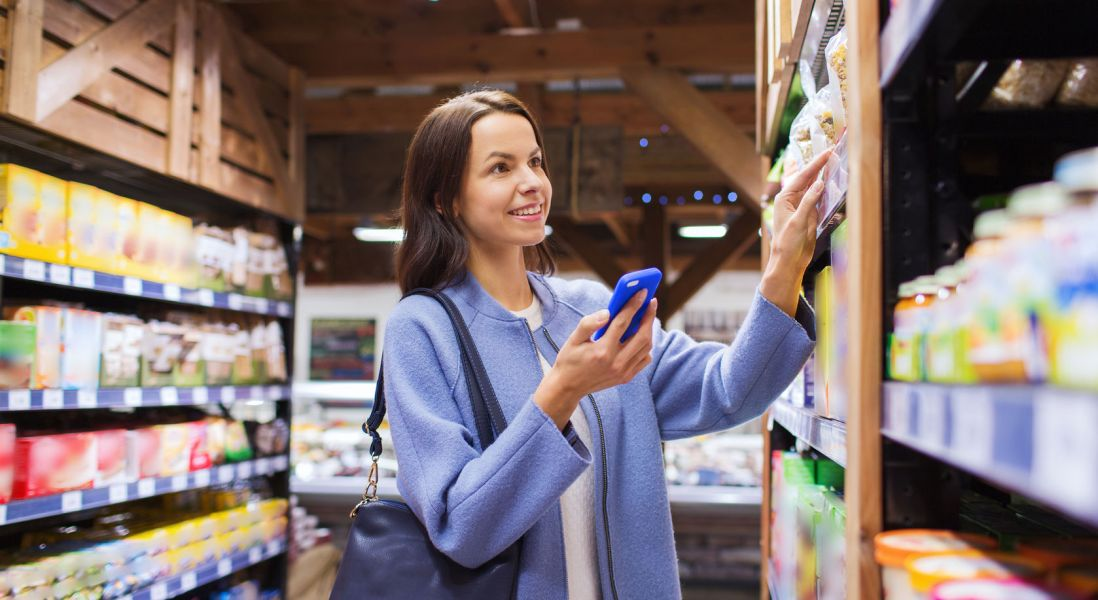 "Most Consumers Are Now ""Food Connected"" According to Study"