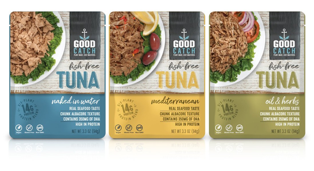 Plant-based Protein Takes on Tuna, Thanks to Good Catch