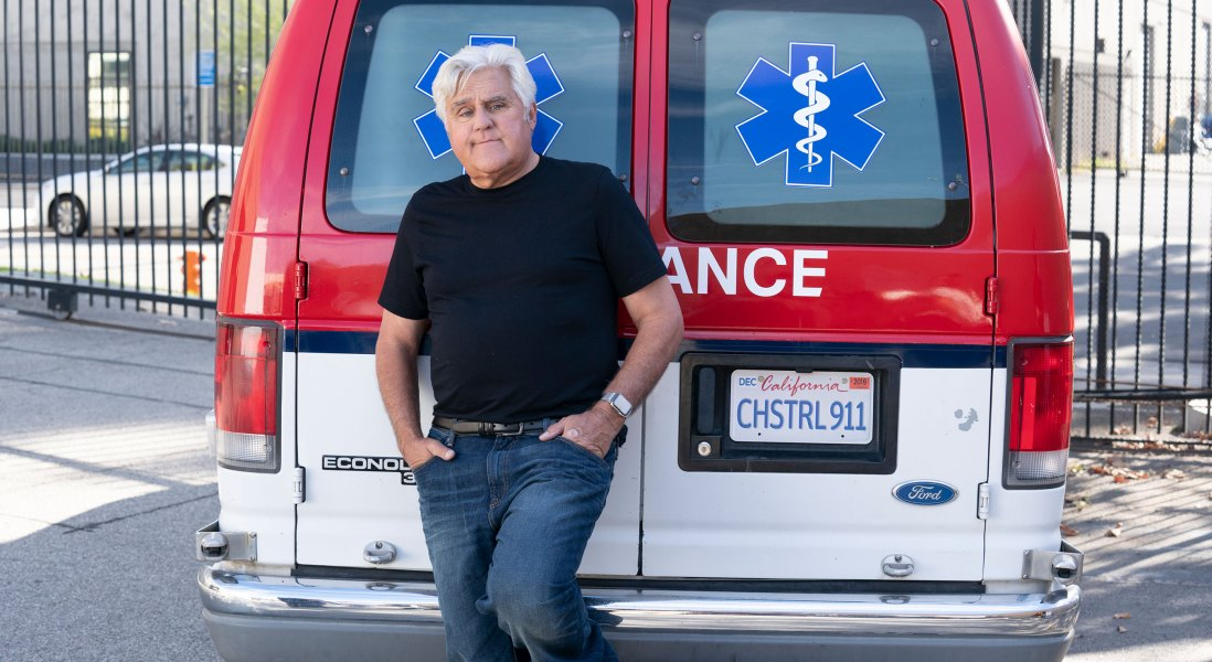 Jay Leno Warns About High Cholesterol in Amgen Campaign