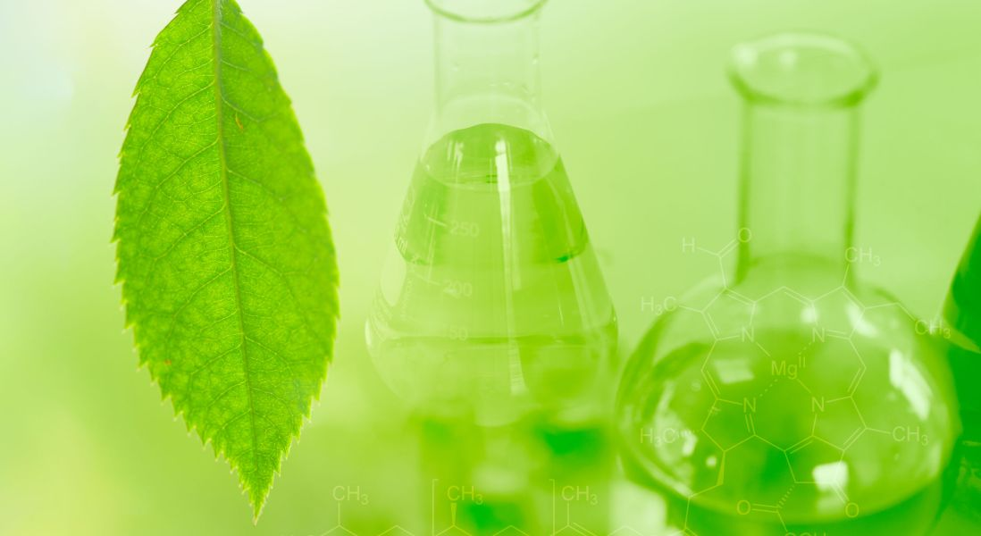 Making Pharma Manufacturing Greener with Synthetic Biology