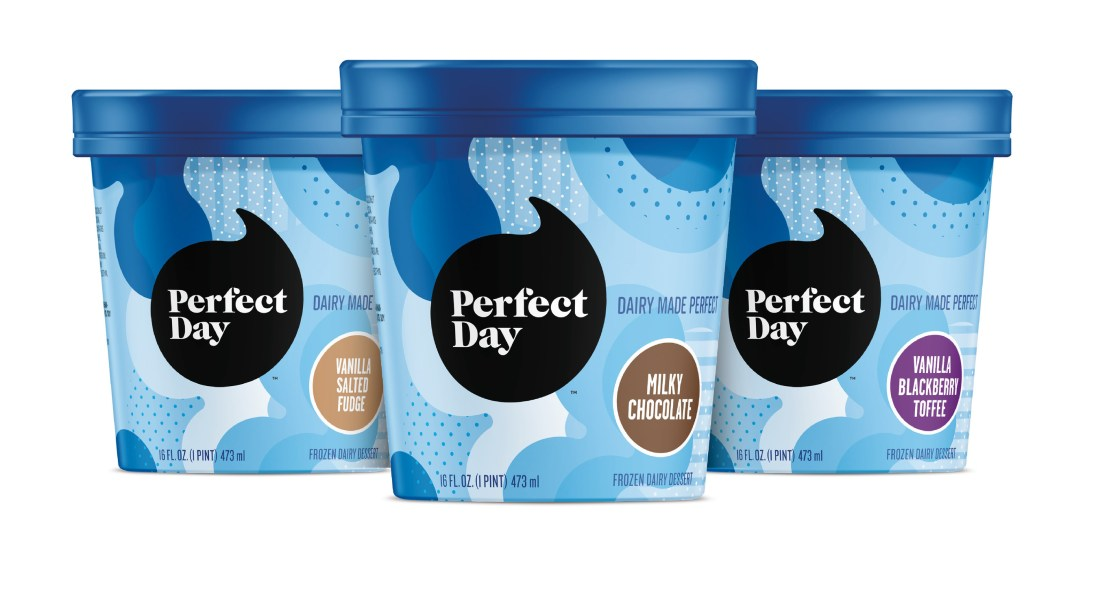 Perfect Day Debuts Dairy Ice Cream Without the Cow