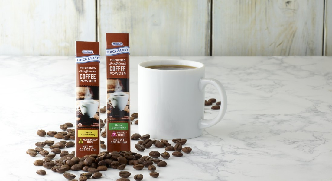 Xanthan Gum Fuels Hormel Health's Coffee Sticks for Dysphagia Patients