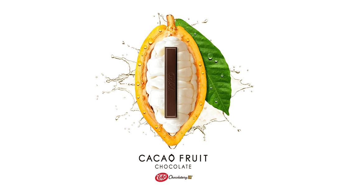 Nestlé Creates Cocoa Fruit Chocolate with Zero Refined Sugar