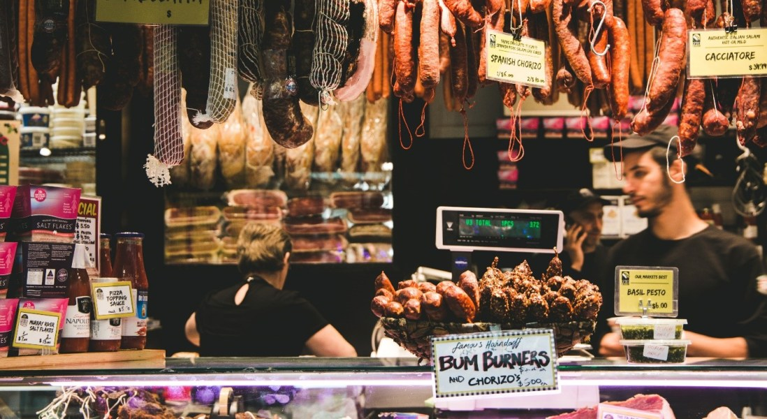 Report Finds Meat Industry Unsustainable