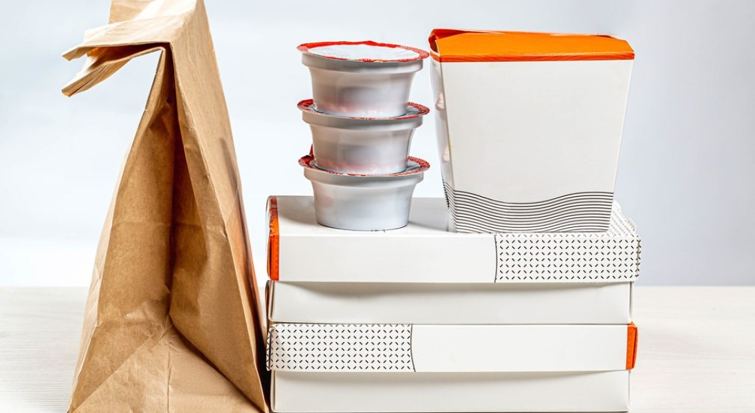 Are Single-Use Plastics Safer for Food Delivery?