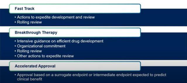 Program pathways