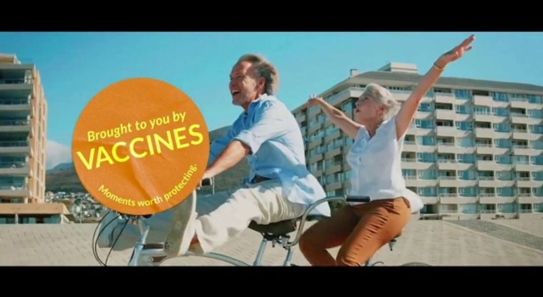 GSK's Vaccine Awareness Campaign Targets Baby Boomers