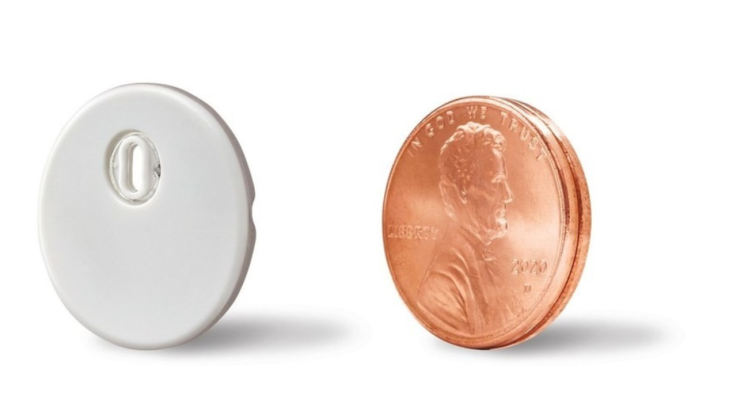 Smallest and Thinnest Wearable Glucose Sensor Receives CE Mark