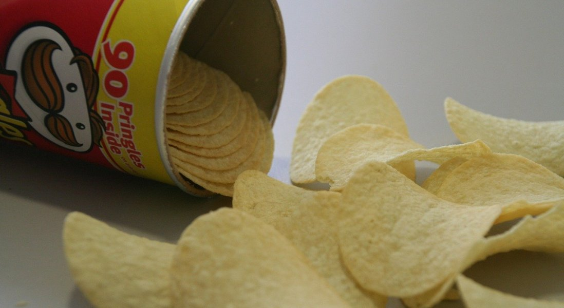 Here's Why Pringles Tubes are Being Redesigned